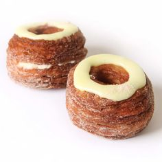 The Official Cronut Recipe Is Out... I can't eat these because of the wheat, but imagine that at least somebody out there wants to know the recipe...