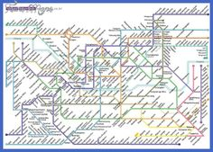 awesome Phoenix Subway Map
