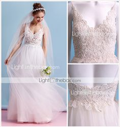 Another cute option from the super cheap wedding dresses on this site