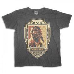 The Big Lebowski Abide T-Shirt