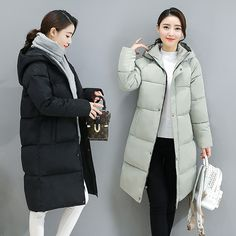 33.25$  Buy now - https://alitems.com/g/1e8d114494b01f4c715516525dc3e8/?i=5&ulp=https%3A%2F%2Fwww.aliexpress.com%2Fitem%2FThe-new-winter-2016-in-the-women-s-cotton-long-down-cotton-padded-jacket-large-size%2F32775295197.html - The new winter 2016 in the women's cotton long down cotton-padded jacket large size ladies winter winter jacket coat-172