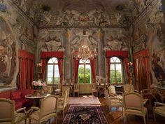 Vaud: Le château d' Hauteville a St Legier