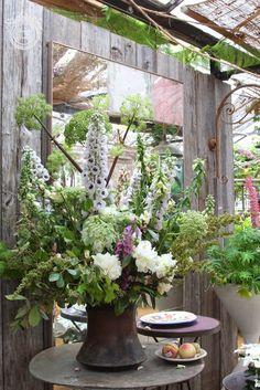 Petersham Nurseries Porches, Wedding Venue Decorations, Cut Flowers, Flowers Garden, Pretty Flowers, Purple Flowers, Flower Farm, Cactus Flower, Covent Garden