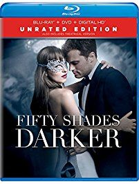 Fifty Shades Darker [Blu-ray+DVD+Digital HD]
