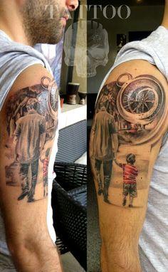 In cammino... #tattoo #tatuaggi