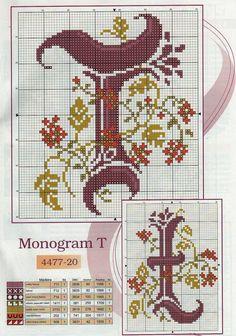 Monogramm T