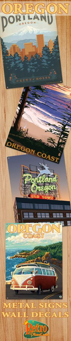 Portland Oregon City of Roses Travel Oregon Coast