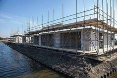 Geworteld Wonen - Rijswijk februari 2016, bouw Hofwoningen fase 1