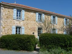 La Maison en Pierre holiday home