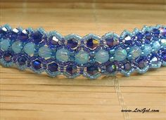 Beading Daily Offers Free eBook of Right Angle Weave Beadweaving
