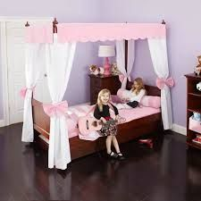 twin canopy bed - Google Search