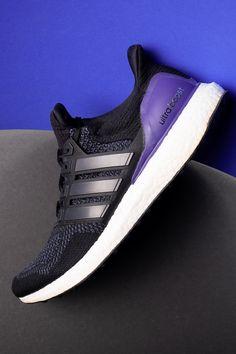 Adidas Ultra Boost 2017 Men's Purplish Blue running shoes