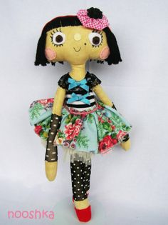 Tallulah by nooshka on Etsy