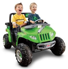 Realistic UTV Power Wheels Arctic CAT