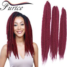 Aliexpress.com : Buy 12.14,16,18,20,24''Crochet Braids Havana Mambo Twist Crochet Braiding Twist Crochet Braids For Kids And Female Hair Extension from Reliable braided leather cord bracelet suppliers on crochet braiding hair extension Store
