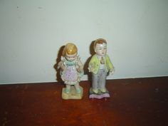 Vintage Occupied Japan BASHFUL Young COUPLE is by LONLAR803, $25.00