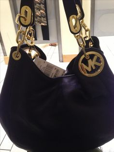 Love this Purple Michael Kors Purse