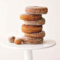 Apple Cider Doughnuts,  one of 15 recipes for Cooking with Cider.
