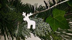 My Christmas Wreath / DIY Navideño / Mi Corona de Navidad con renos