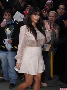 Kim <3 #pregnant #style #kimstyle http://valeryparadise.blogspot.it/2013/03/kim-kardashian-pregnant.html