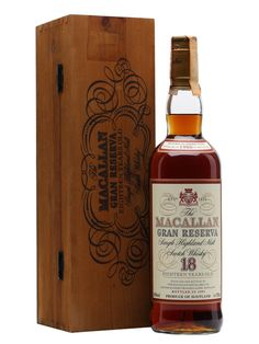 Macallan 1980 / Gran Reserva Scotch Whisky : The Whisky Exchange