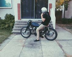 #caferacer #vintage #motorcycles