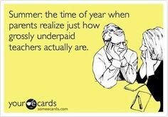 24/7 Teacher | Funny pic for teachers everywhere. | http://www.247teacher.us