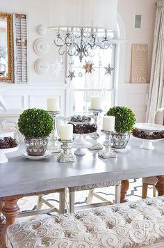 Top 9 Dining Room Centerpiece Ideas Diy Home Dining