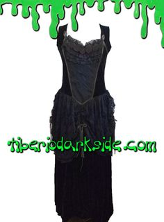 Phaze - Vestido Isabella Rosas Negro