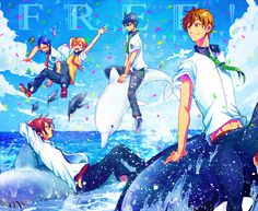 Free! by Kurobuta
