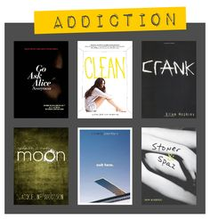 "hpldreads: "" Books dealing with… Depression: •  Cut by Patricia McCormick • Impulse by Ellen Hopkins • Get Well Soon by Julie Halpern • The Bell Jar by Sylvia Path • Thirteen Reasons Why by Jay..."