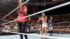 Raw 9/1/14: Stephanie McMahon causes unrest in the Divas Division