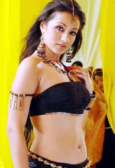 These Hot Pictures Of Tollywood Actress Trisha Krishnan Will Surely Raise Your Temperature