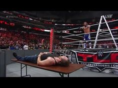 WWE TLC 2016Tables Ladders & Chairs Full Match Highlights & AJ Styles vs Dean Ambrose Match in TLC  Here is Quick TLC 2016 Full Results: The Wyatt Family Defeated Heath Slater & Rhyno Nikki Bella Defeated Carmella The Miz Defeated Dolph Ziggler Baron Corbin Defeated Kalisto Alexa Bliss Defeated Becky Lynch Aj Styles Defeated Dean Ambrose  For more Awesome Highlights Please Subscribe My Channel  Follow Me At Twitter : https://twitter.com/mahisobuj  Like Me At Face book : http://ift.tt/2b9Wz3Z…