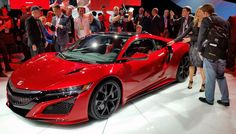 Not usually an Acura fan but this is a pretty sick car!