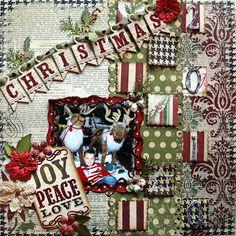 CHRISTMAS 2010 ** MY CREATIVE SCRAPBOOK** - Scrapbook.com
