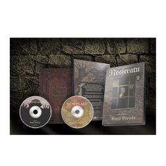 Argyle Goolsby- NOSFERATU DVD/CD (Original Score)