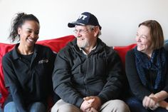 """'At Least I Know Where I'll Sleep Tonight' — Homeless Vet Gets Apartment -     """"It's great to know there are so many good people in the world,"""" Maas said in his new bedroom Wednesday. """"Since I served my country, I feel good about that — I was serving for good people.""""    11/21/12"""