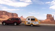 RV sales have improved along with the economy. Lower priced towables and trailers, with price tags that can start at around $10,000, led the recovery.