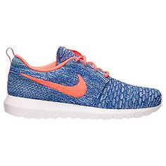 pretty nice 9ba59 60b5f Flyknit Rosherun 677243 500 purple orange white Mens 12 Wmns 135 -- Want  additional info  Click on the image. (This is an affiliate link)   ...