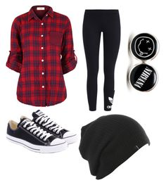 """""""Just chilling"""" by monaeking17 ❤ liked on Polyvore featuring adidas Originals and Converse"""