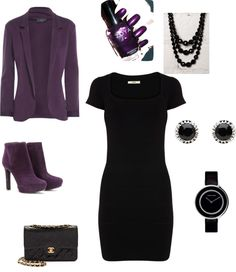 """Law School Student"" by jen-rose-reiter-smith ❤ liked on Polyvore"