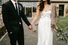 Sunset Anthropologie Inspired Wedding http://greenweddingshoes.com/