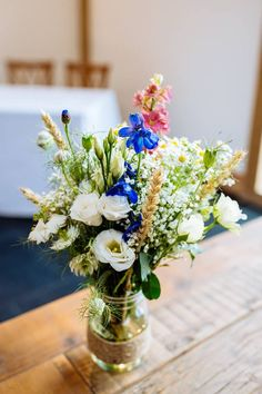 The beautiful Bride: Samantha The dashing Groom: Jonathan The Photographer: @daffodilwaves  The Florist: @thegardenrose  The Venue: mythebarn-weddings.co.uk The Caterers: @GGWeddings