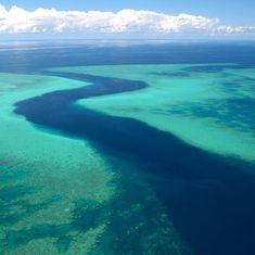 Mayotte - la passe en S et baptême de plongée