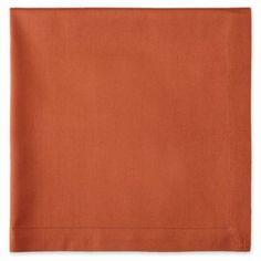 Sateen napkins, various colors