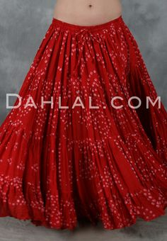 Dahlal Internationale Store - EXTRA FULL FOUR TIER JAIPUR SKIRT, for Belly Dance, $98.00 (https://www.dahlal.com/extra-full-four-tier-jaipur-skirt-for-belly-dance/)