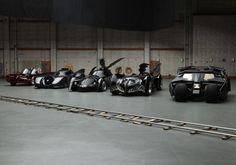Batmobile Evolution