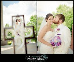 Georgia Wedding Photography | Rustic Purple Wedding- Unity Cross | Photos by Jessica Lynn | www.photosbyjessicalynn.com