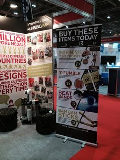 London Marathon Expo 2015 - come and by these items today at our stall